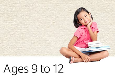 ages 9 - 12