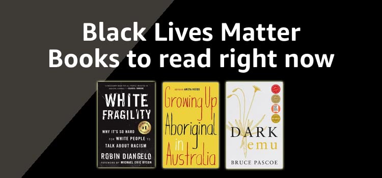 Black lives matter: books to read right now