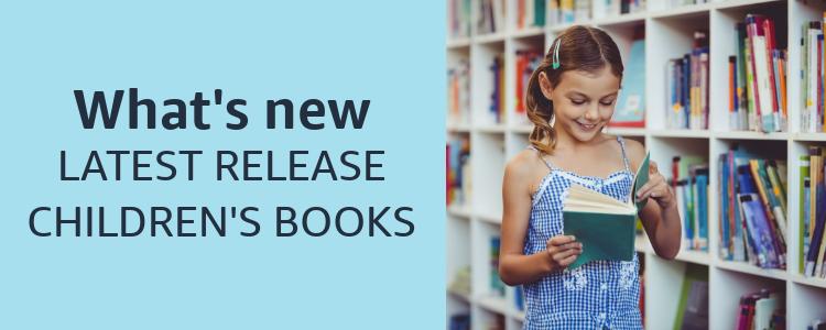 new releases in children's books