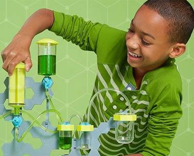 Discover STEM toys