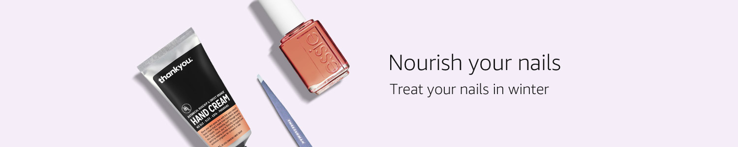 Nourish your nails this winter