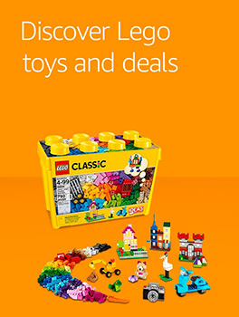 Shop LEGO Toys and Deals