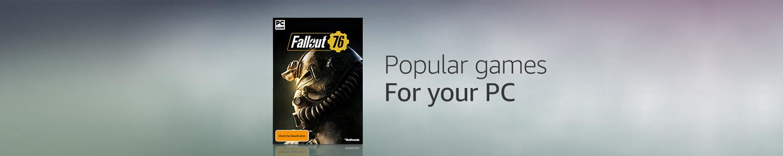 Popular PC games