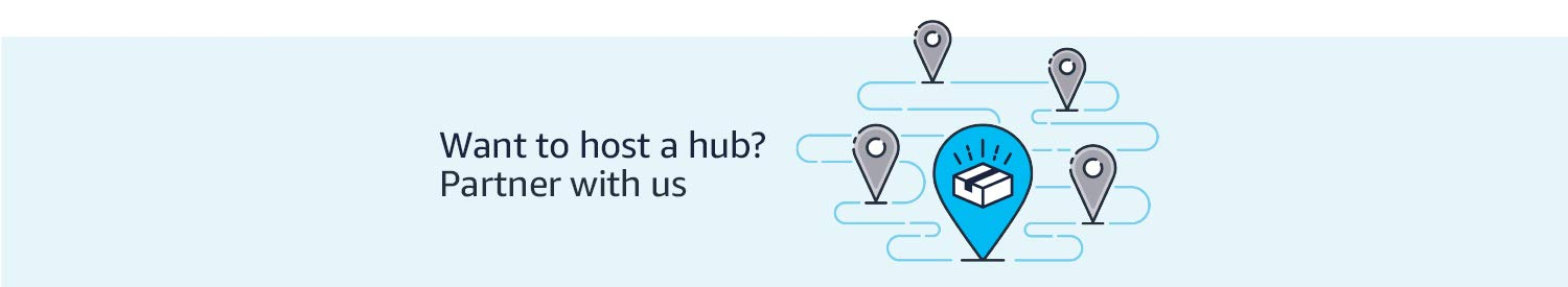 Want to host a hub? Partner with us