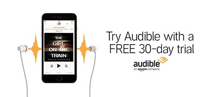 Discover Audible with a free trial