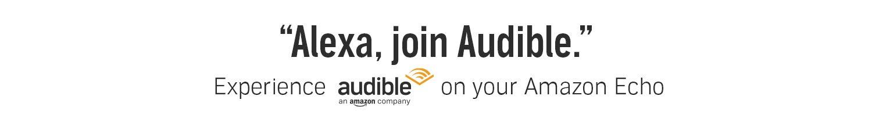Alexa, join Audible