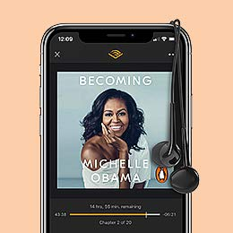 Prime day exclusive: Audible 3 month free trial