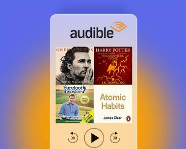 2 month free Audible trial