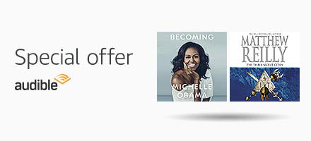 Special Audible offer