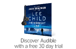Try Audible with a 30 day free trial.