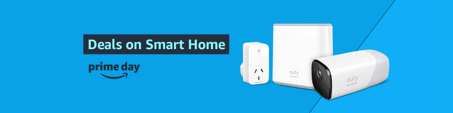 Prime Day Deals on Smart Home