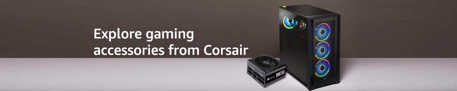 Corsair Gaming Accessories