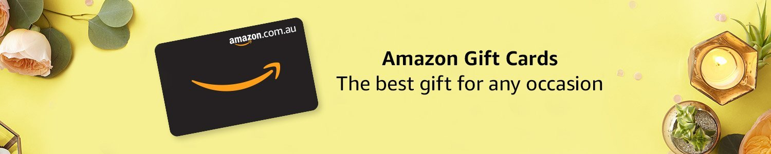Amazon Gift Cards: The best gift for any occasion