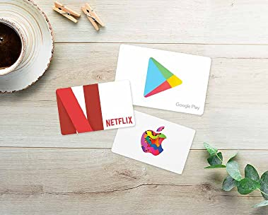 New: Specialty Gift Cards