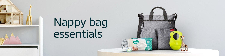 Nappy bag essentials