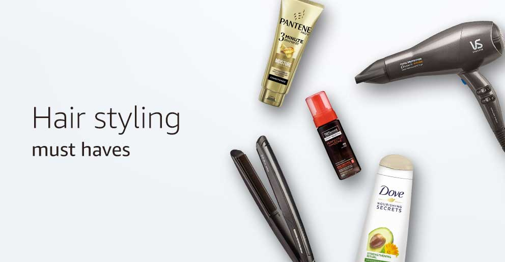 Hair styling must haves