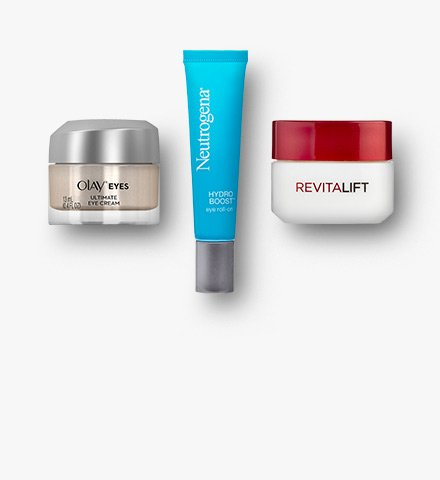 Skin care for the eye area