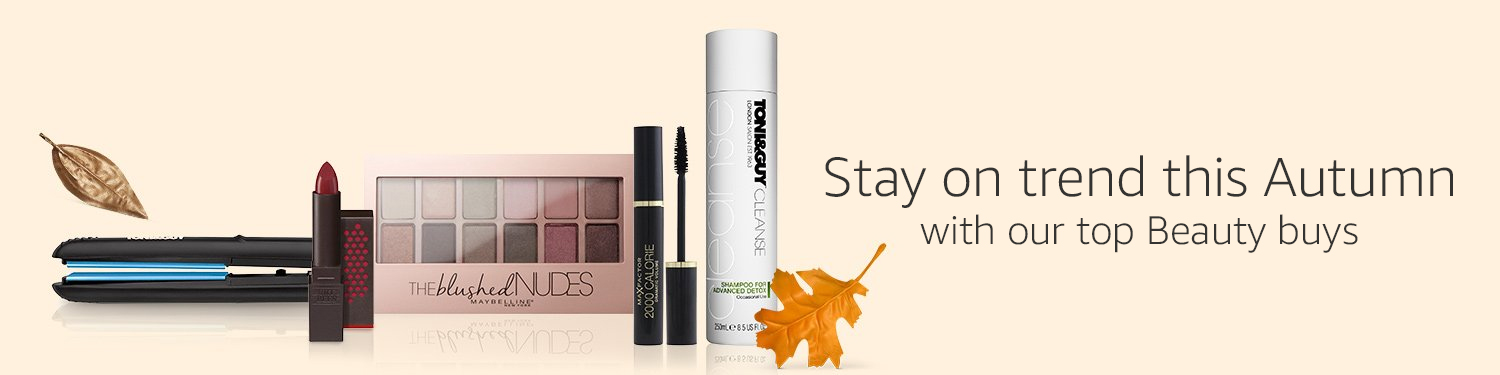Autumn Beauty Trends
