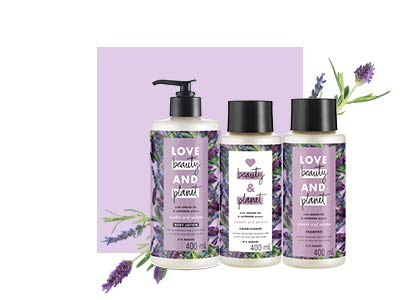 Argan Oil & Lavender
