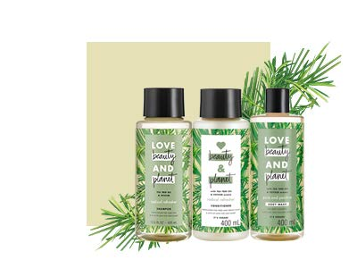 Tea Tree & Vetiver