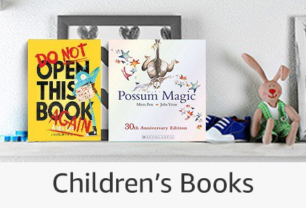 Must reads for kids