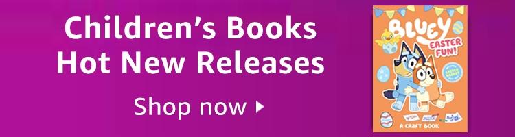 Children's books hot new releases