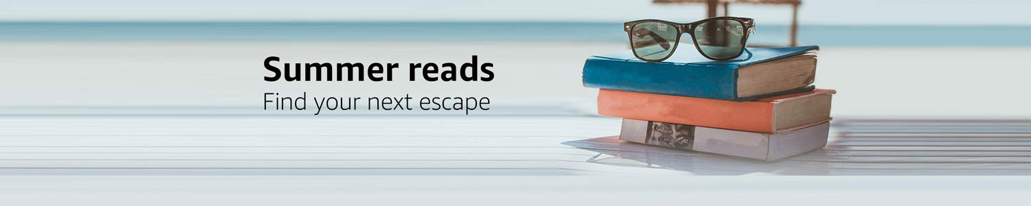 Summer reads; find your next escape