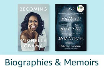 Books Gift Guide: Biographies & Memoirs