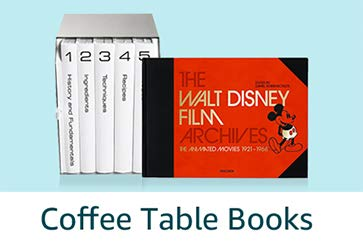 Books Gift Guide: Coffee Table books