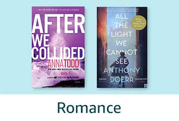 Books Gift Guide: Romance books