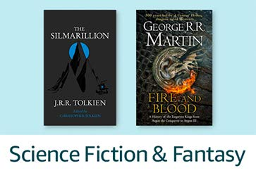 Books Gift Guide: Science fiction & fantasy