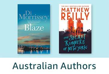 Books Gift Guide: Australian authors