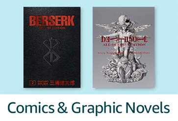 Books Gift Guide: Comics & graphic novels