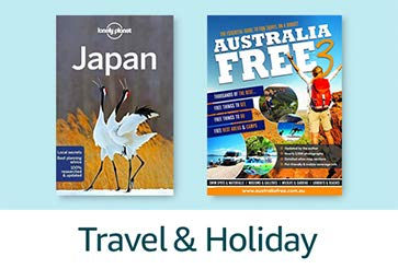 Books Gift Guide: Travel & Holiday