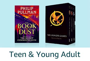 Books Gift Guide: Teen & young adult