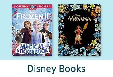Books Gift Guide: Disney books