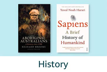 Books Gift Guide: History