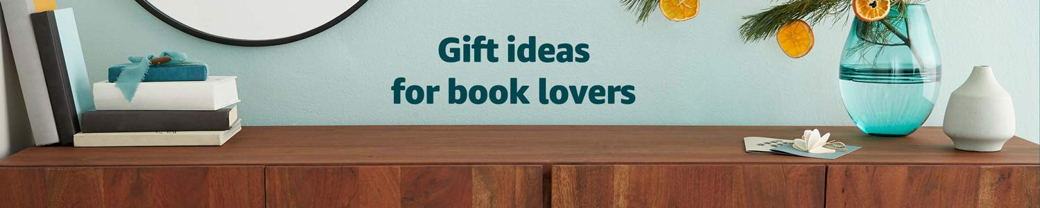 Gift Ideas for books lovers. Shop the books gift guide.