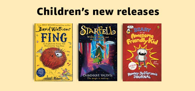 Children's new releases