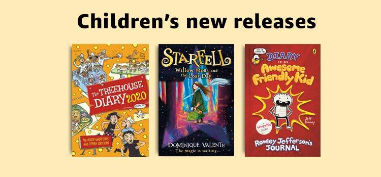 Children's new releases