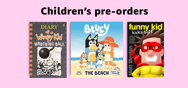 Children's Pre-orders
