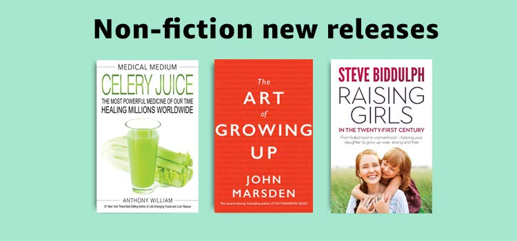 Non-fiction new releases