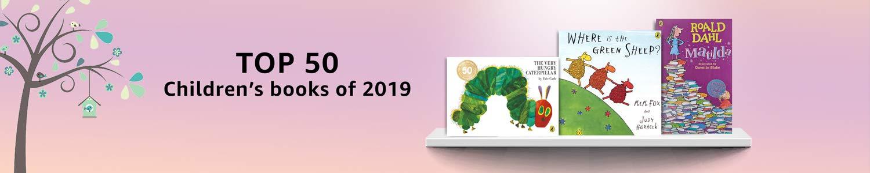 Top 50 children's books of 2019
