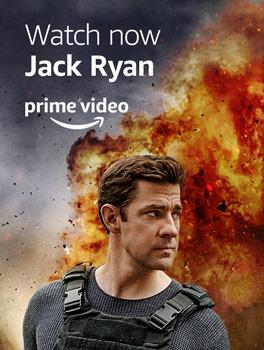 Tom Clancy's Jack Ryan. Watch now. Prime Original.