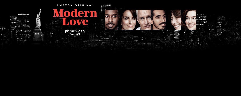 Amazon Original. Modern Love. Prime Video.