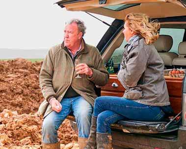 Clarkson's Farm. Prime Video.