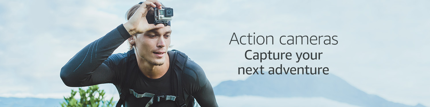 Action cameras: Capture your next adventure