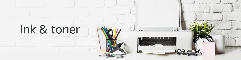 Printer ink & toner