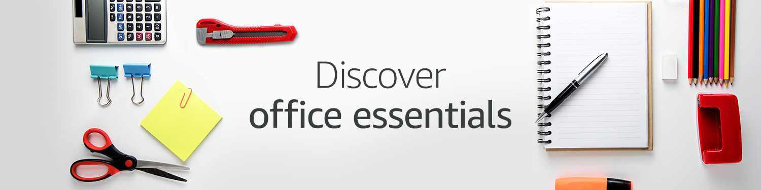 Discover office essentials