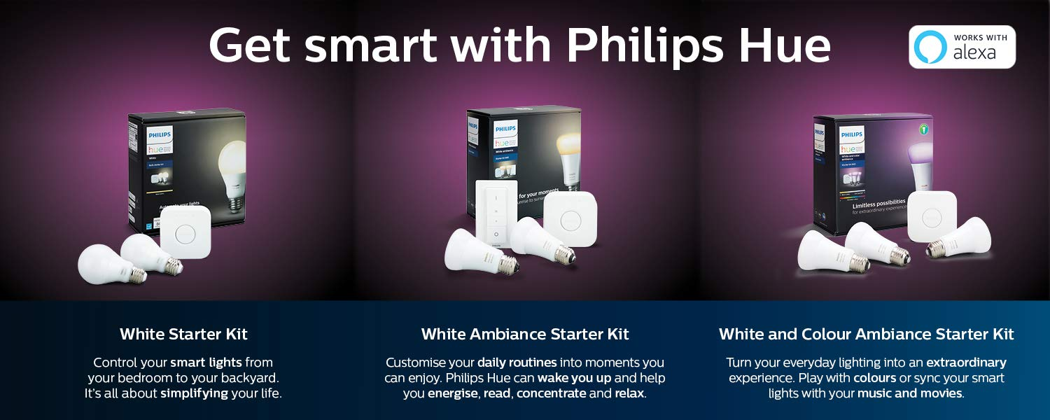 Get smart with Philips Hue